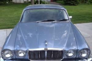 1976 Jaguar XJ6 L Sedan 4-Door 4.2L