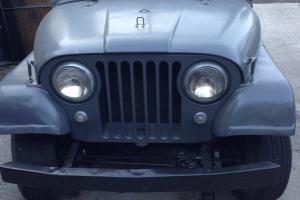 VERY COOL 1955 willys kaiser cj-5 jeep 4 wheel drive sbc 4 by 4 offroad chevy