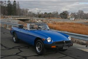 "1978 MGB ""GREAT DRIVER, FULLY SERVICED, READY TO GO!!!"""