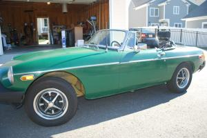 1978 MG MGB MK IV Convertible 2-Door 1.8L Photo