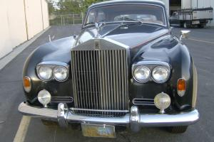 1962 ROLLS ROYCE SILVER CLOUD II * JAMES YOUNG * LIMO * RR SCII * COACHBUILT Photo