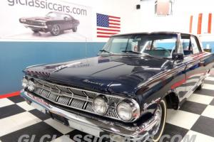 ATTENTION MERCURY COLLECTORS AND FANS 1963 MONTEREY
