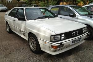 Audi Quattro UR. 10v turbo 1985 Photo