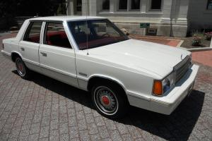 LOW MILES! VERY CLEAN INSIDE & OUT! RUNS GREAT! DON'T MISS THIS CLASSIC RELIANT!