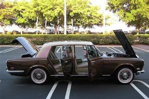 1978 ROLLS ROYCE SILVER SHADOW II - SUPER FIND - NEAR MUSEUM QUALITY -NO RESERVE Photo