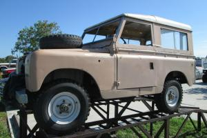 1964 Land Rover Land Rover Base 2.6L
