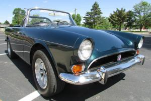 1967 Sunbeam Alpine Unique & Fast,