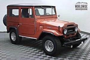 1966 Toyota FJ40 Land Cruiser Fully Restored DRIVE EVERYDAY