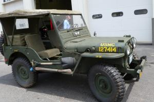 1952 M-38 Willys Military Jeep running great with working radio!