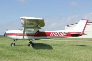 CESSNA 5545 FLIGHT HOURS ALL MANUALS 1970 1971 1972 1973 TWO 2 SEATS AIRPLANE