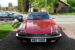 Lovely XJS convertible