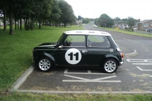 classic mini cooper 1380 engine and straitcut gear box Photo