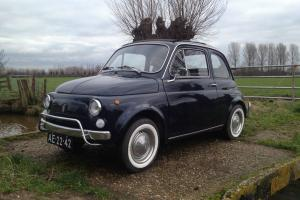 1971 Fiat 500L. 12 months MOT & Tax. 650 engine and gearbox. Flawless to drive