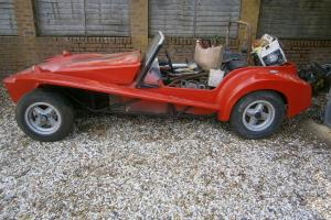 LOTUS 7 S4 1972 'K' TWIN CAM * DISMANTLED RESTORATION PROJECT*