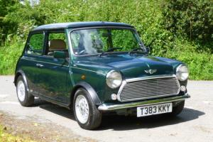 1999 ROVER MINI 1.3 MPI On Just 8600 Miles From New !! Photo