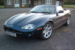 JAGUAR XK8 Convertible LPG Photo