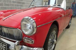 1967 MG MIDGET OSELLI TUNED 1275cc *** REDUCED ***