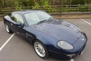 ASTON MARTIN  DB7 SUPERCHARGED 3.2 AUTO 1996 - PX - STUNNING Photo