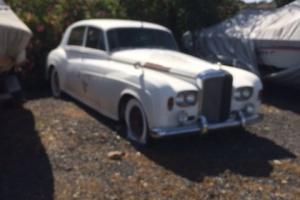 1963 Bentley S3 Saloon Project car Photo