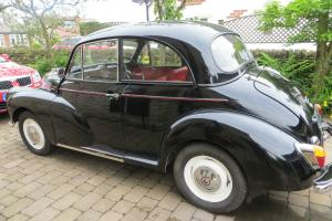 Morris Minor 2 door 1964. Original Registration number