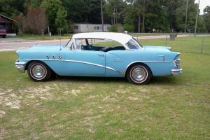 1955 buick special coupe  rare find