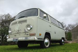 1970 Volkswagen Westfalia Camper. Original paint USA Import.