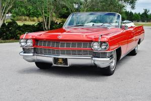 Simply beautiful 1964 Cadillac Eldorado Convertible fully restored  must see wow