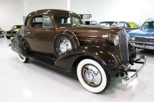 1936 Chevrolet 5 Window Coupe - Beautifully Restored - Must See! Stunning Car!!