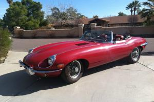 1969 Jaguar XKE Roadster Series 2 Photo