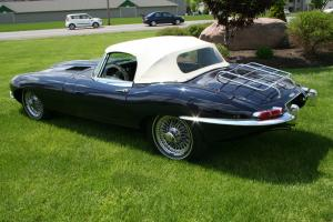 1967 Jaguar E-Type Series I 4.2 Litre Roadster, Original Survivor!!
