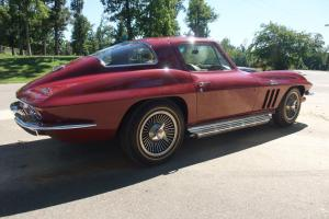 1966 Corvette Coupe 427 cu.in.390 h.p.Factory A/C 4-SPEED Excellent Condition