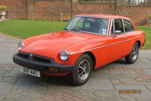MGB GT AMAZING, ORIGINAL and CHEAP  Photo