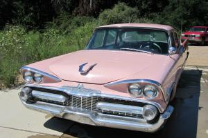 Beautiful, original 1959 Dodge Royal