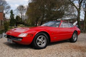 EG Autokraft, Ferrari 365 GTB/4 Daytona Coupe Reproduction, V12