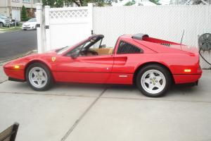 Red GTS low mileage must see and drive for appreciate!