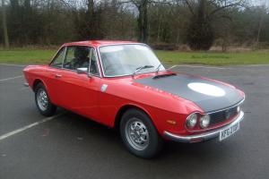 1976 LANCIA FULVIA 1.3S COUPE RHD LOVELY USABLE CAR