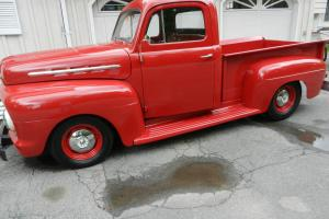 1951 Ford F100 Hot Rod
