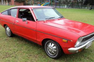 Datsun 120Y Coupe Fastback 2 Door Manual WOW Turbo Must Sell This Week in Sans Souci, NSW