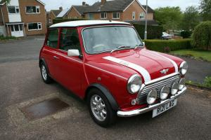 1998 CLASSIC ROVER MINI COOPER 65k miles - amazing condition no rust