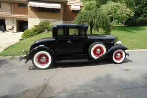 1932 REO Looks Like a 1932 Ford 5 Window Coupe Street Hot Rod