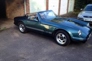 1988 TVR GREEN  Photo