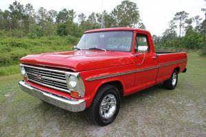 1967 Ford F100 Ranger Pickup Truck 352 F-100 Must See CALL NOW