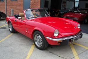 1979 TRIUMPH SPITFIRE MK1V 1500. - fully restored Photo