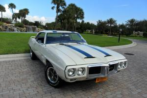 RAM AIR 4SPEED TRANS AM FIREBIRD PONTIAC Photo