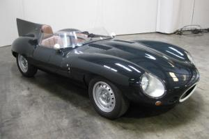 Long Nose Competition Replica  -XK - E-type MK