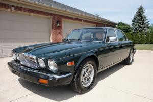 1986 Jaguar XJ6 Series III (1st Place Michigan Jaguar Concours Show)