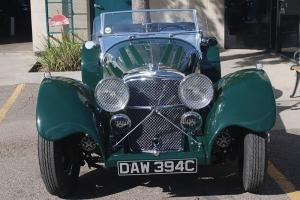 1937 JAGUAR SS100 Photo