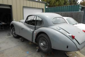 JAGUAR XK140 FHC PROJECT CAR Photo