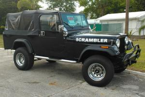 1981 Jeep Scrambler CJ-8
