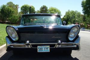 1958 Lincoln Mark III\430 cubic-inch V8 375 HP\ 4-door ...